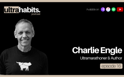 EP16 Recap   Charlie Engle: From crack addiction to running 4500 miles across the Sahara Desert