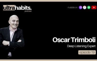 EP19 Recap   Oscar Trimboli: How can we develop deep listening skills?