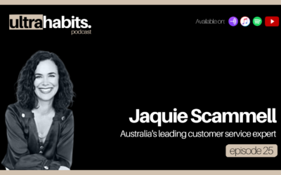 How to stop talking about being customer-focused and do it – Jaquie Scammell | episode 25 recap