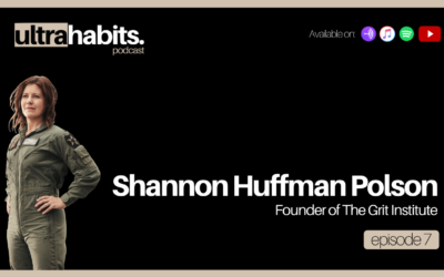 EP7 Recap   Shannon Huffman Polson: Facing the resistance so we rise as leaders and become more resilient