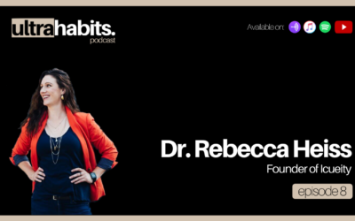 EP8 Recap   Dr. Rebecca Heiss: How our instincts hold us back from being our best self