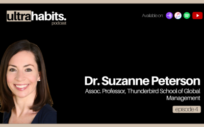 EP4 Recap   Dr. Suzanne Peterson: The subtleties of great leadership
